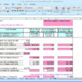 Excel Standard Costing Spreadsheets Intended For Costing Spreadsheet Template