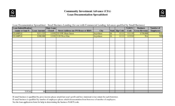Excel Template For Small Business Fresh Business Excel Template Intended For Template For Spreadsheet