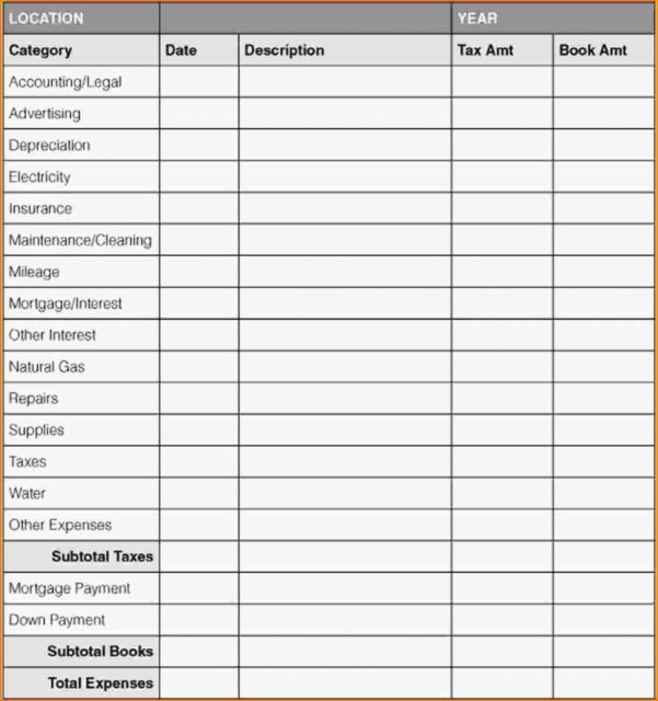 Excel Templates For Accounting Small Business | Worksheet & Spreadsheet To Excel Template For Small Business Bookkeeping