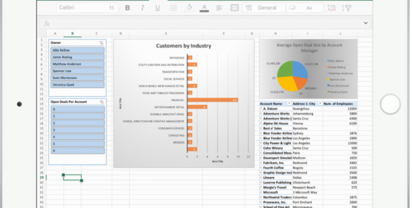 Excel Templates Will Brighten The Report Grinch's 2016 To Microsoft Excel Crm Template