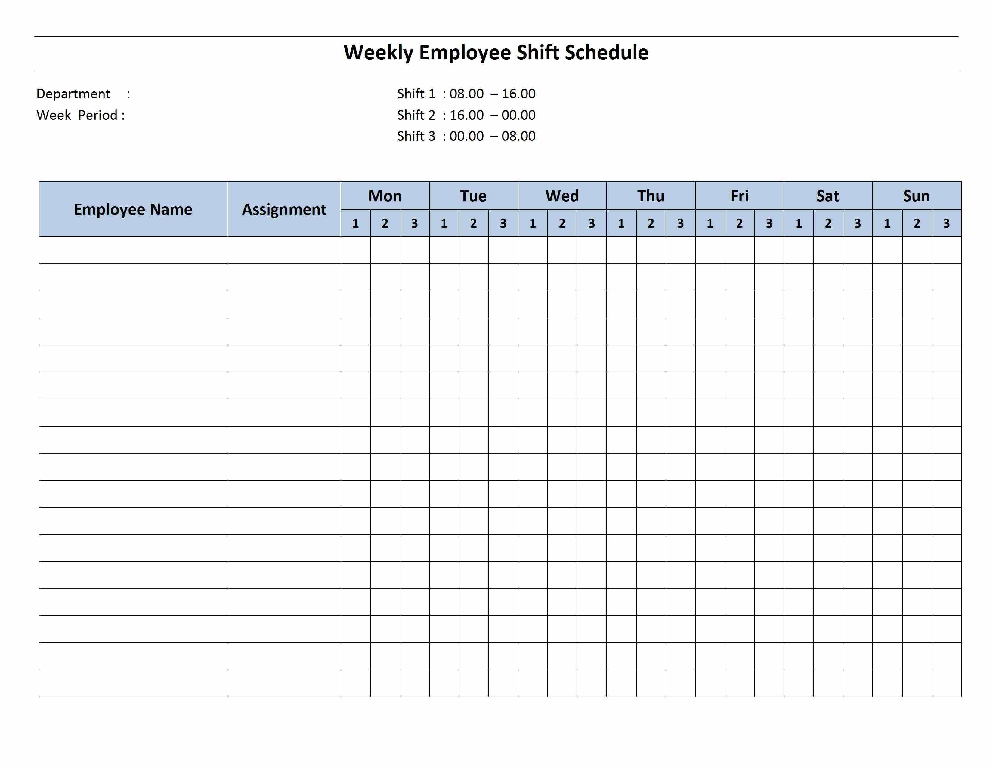 Excel Work Shift Schedule Template | My Spreadsheet Templates For Excel Spreadsheet Template For Scheduling