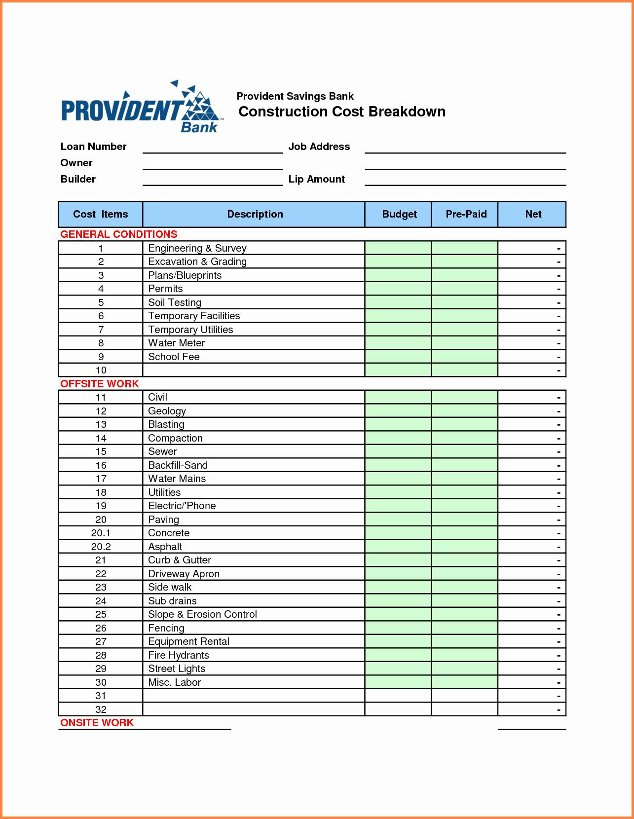 Food Cost Spreadsheet Excel Free Elegant Costing Sheet Template For Costing Spreadsheet Template