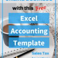 Free Accounting Excel Template With Bookkeeping Templates Excel