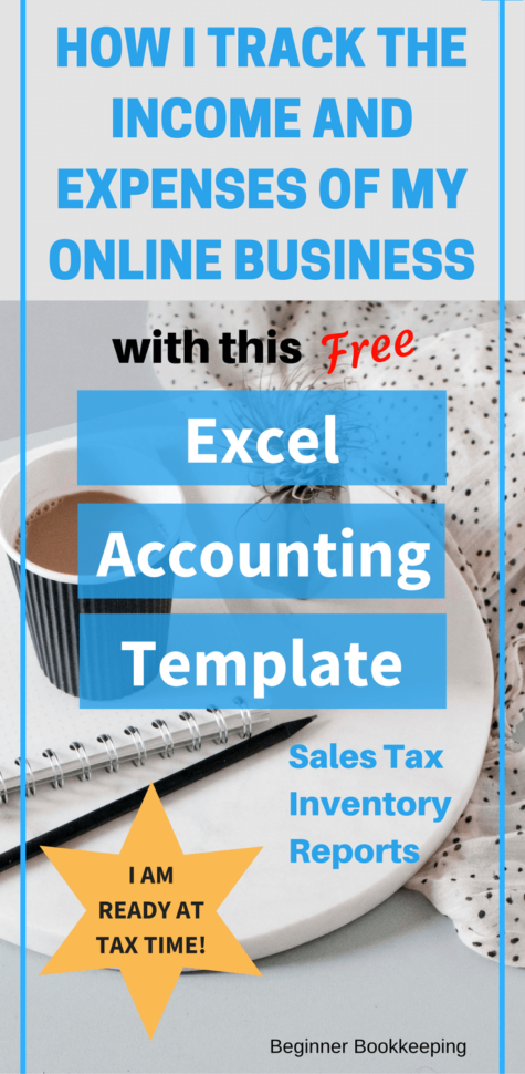 Free Accounting Excel Template With Excel Double Entry Bookkeeping Template Free