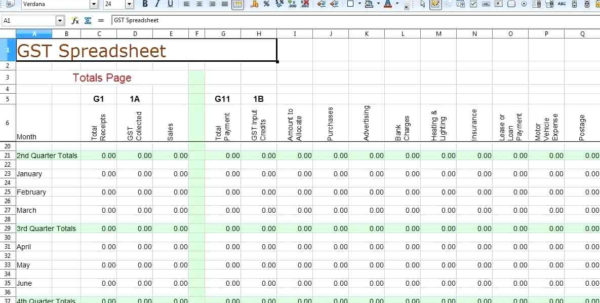 Free Accounting Spreadsheet Templates Excel   Durun.ugrasgrup In Excel Spreadsheet For Small Business Bookkeeping