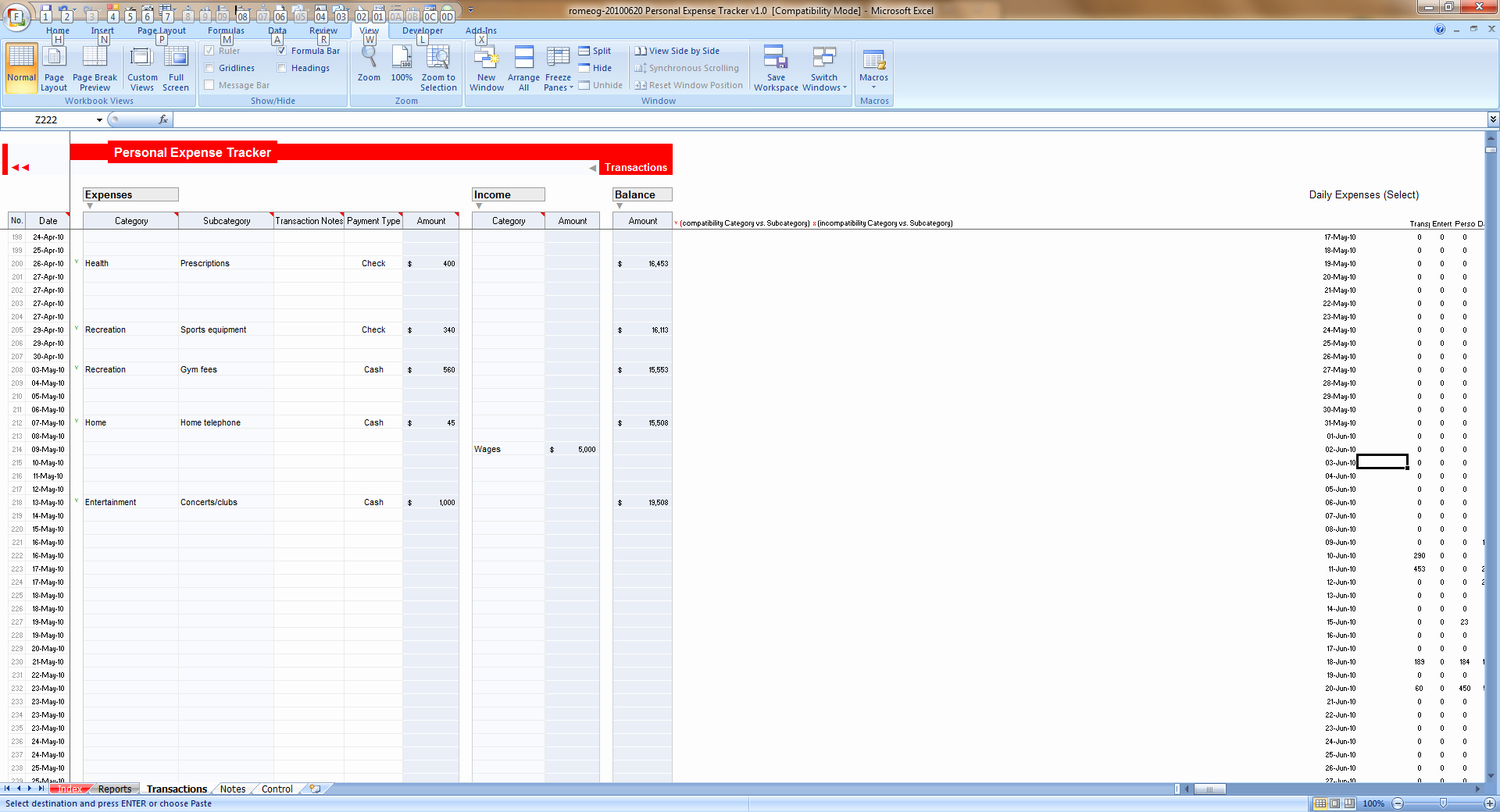 Free Annual Leave Spreadsheet Excel Template Elegant Download Excel In Excel Spreadsheet Template For Personal Expenses