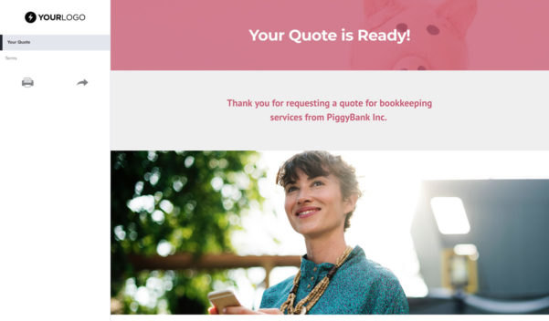 Free Bookkeeping Quote Template   Better Proposals With Bookkeeping Quote Template