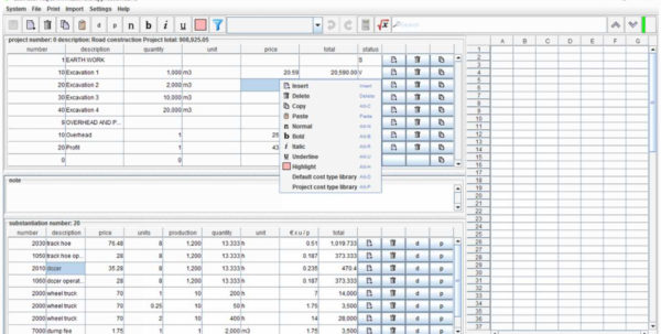 Free Construction Estimating Spreadsheet Template Building Within Construction Estimating Spreadsheet Template Construction Estimating Spreadsheet Template Example of Spreadsheet