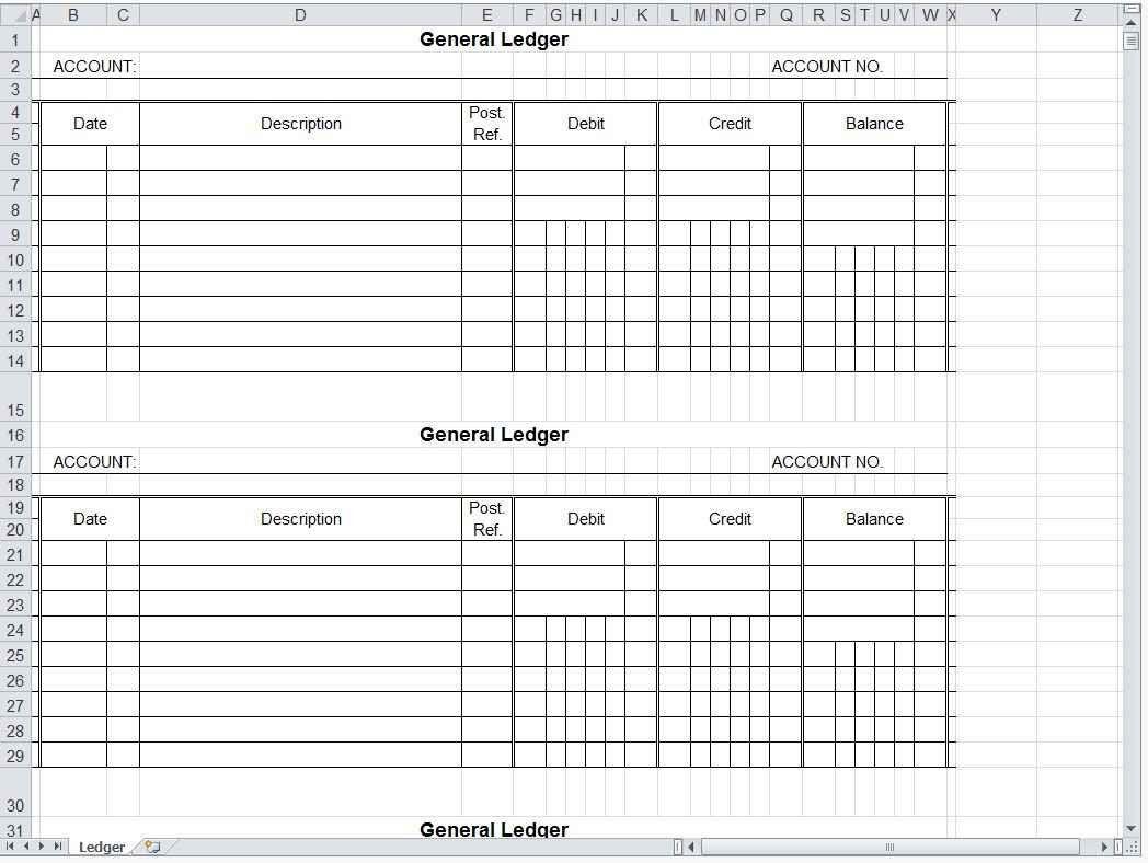 Free Double Entry Bookkeeping Excel Spreadsheet | Papillon Northwan With Double Entry Bookkeeping Excel