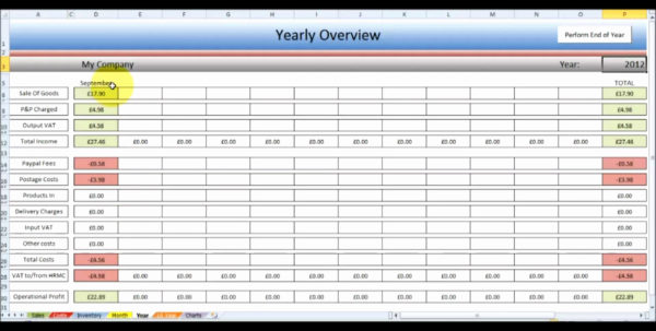 Free Ebay Profit Spreadsheet Unique Ebay Profit And Loss Spreadsheet And Ebay Spreadsheet Template