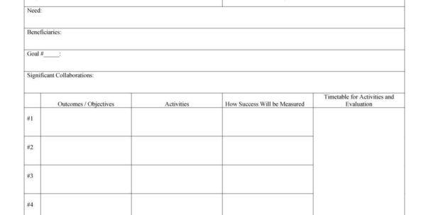 Free Excel Dashboard Templates Smartsheet Project Management To Project Management Plan Template Free Download