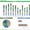 Free Excel Dashboard Templates   Smartsheet With Free Kpi Scorecard Template Excel