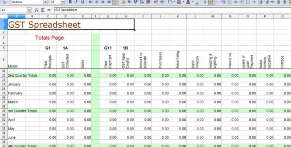 Free Excel Spreadsheet For Small Business Income And Expenses Sample For Sample Spreadsheet For Small Business