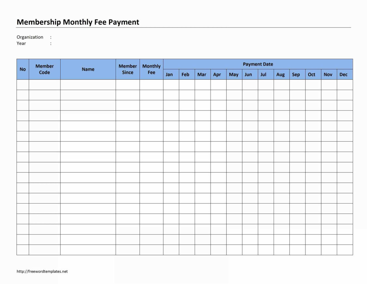 Free Expense Report Form Pdf New Monthly Business Expense Template Inside Monthly Business Expense Template