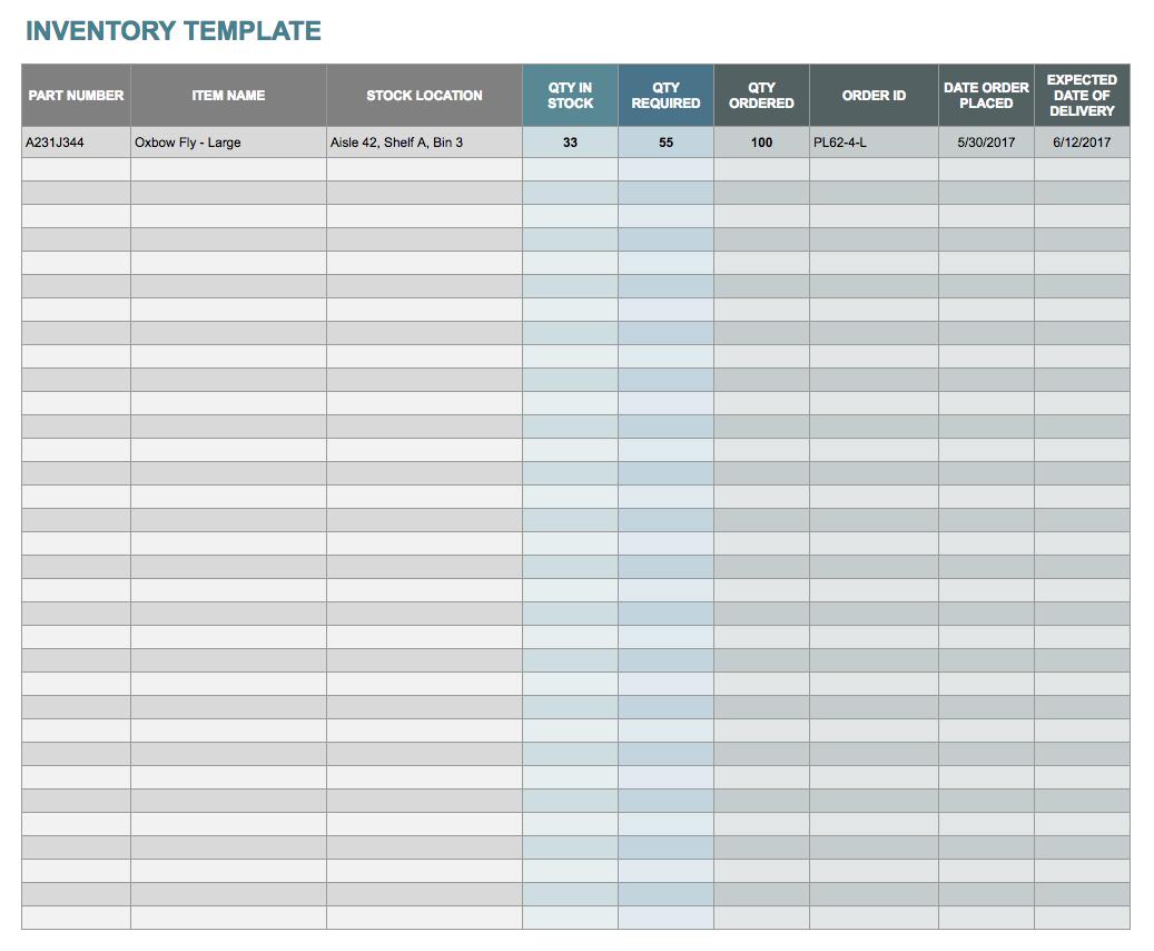 Free Google Docs And Spreadsheet Templates Smartsheet Within Spreadsheet Template