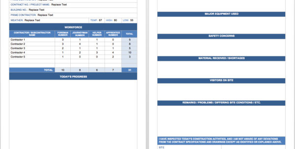 Free Microsoft Office Templates   Smartsheet Intended For Sales Spreadsheet Templates Free
