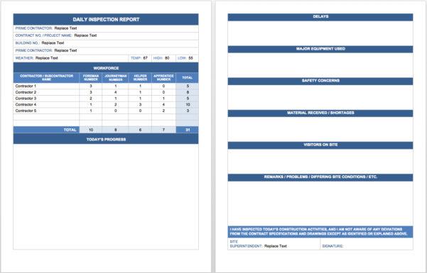 Free Microsoft Office Templates   Smartsheet Within Microsoft Spreadsheet Templates