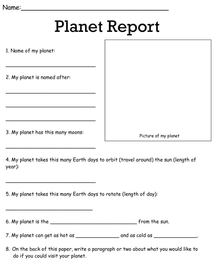 Free Printouts And Worksheets With Worksheet Templates For Teachers