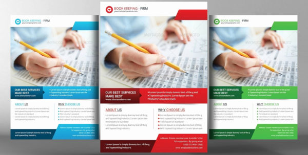Free Tax Preparation Flyers Templates Beautiful In E Tax Flyer Within Bookkeeping Flyer Template Free