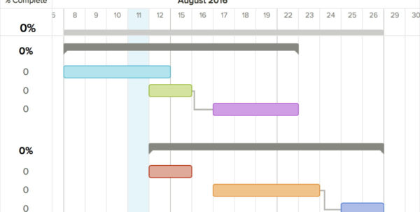 Gantt Chart Excel Template Xls | Resume Examples Intended For Excel Gantt Chart Template Excel Gantt Chart Template Example of Spreadsheet
