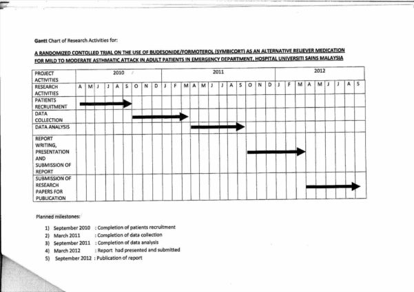 Gantt Chart Template For Research Proposal Choice Image Also Gantt In Gantt Chart Template For Research Proposal