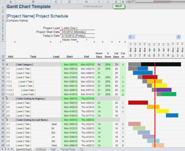 Gantt Chart Template Mac Pro For Excel In Effortless Consequently And Gantt Chart Template For Mac Excel