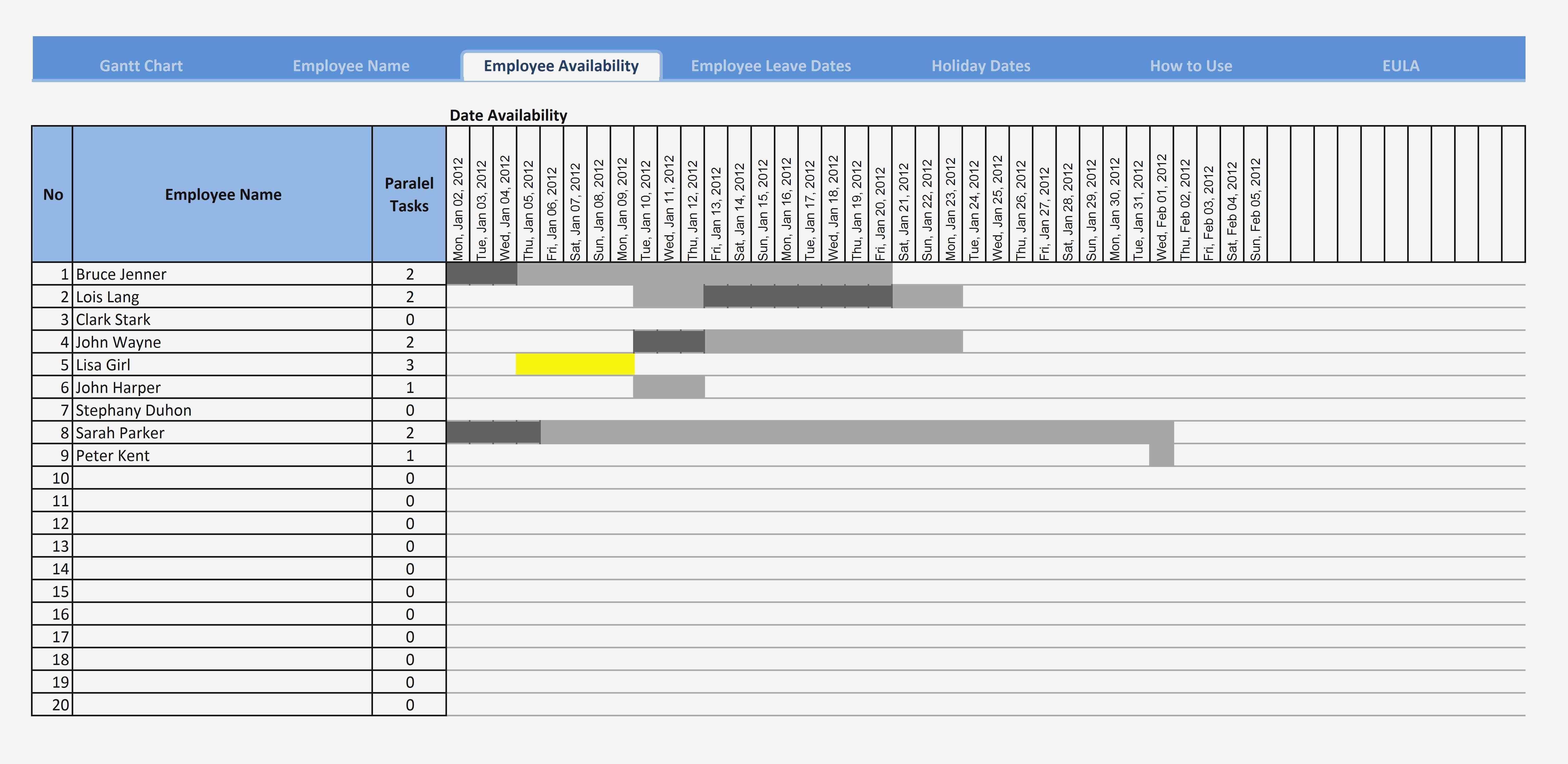 Gantt Chart Template Mac Simple For Recent So – Cwicars Within Gantt Chart Template For Mac Excel
