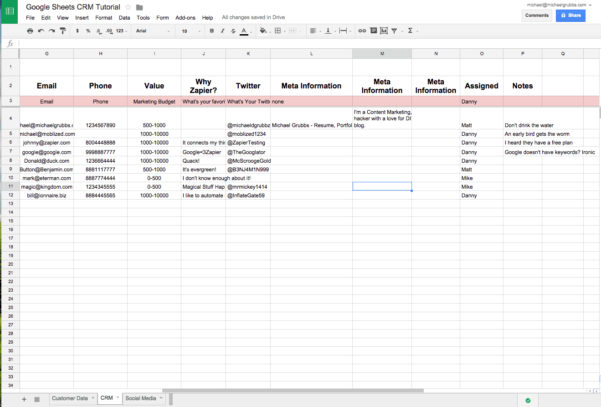 Google Spreadsheet Crm On Online Spreadsheet Free Spreadsheet Inside Online Spreadsheet