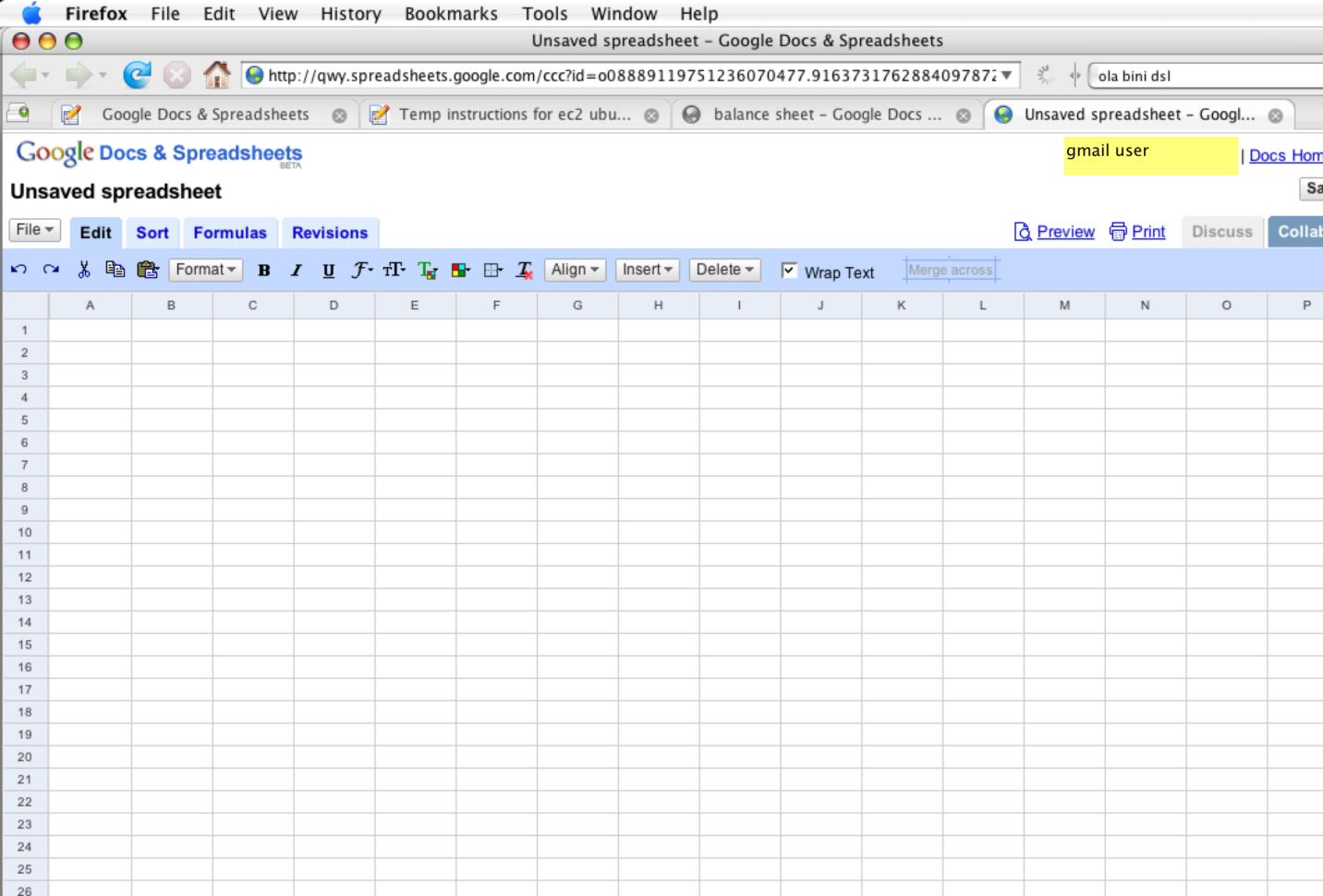 Google Spreadsheets Go Camping | Rubyham Inside Google Spreadsheet