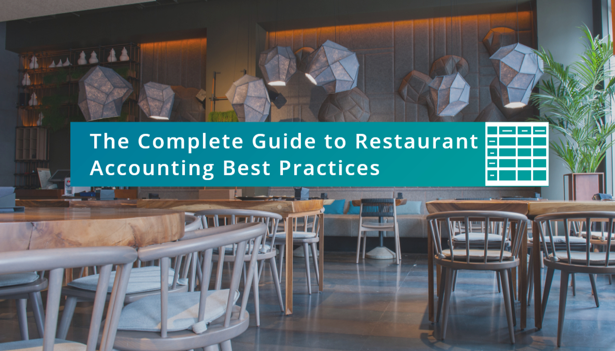Guide To Restaurant Accounting Best Practices With Restaurant Bookkeeping Templates