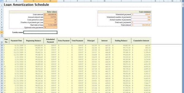 Home Loan Calculator Spreadsheet   My Mortgage Home Loan With Loan Payment Spreadsheet Template