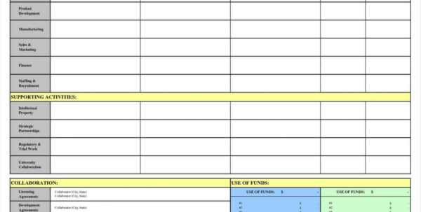 How To Make Gantt Chart In Word Awesome Project Plan Excel Template For Gantt Chart Template For Word