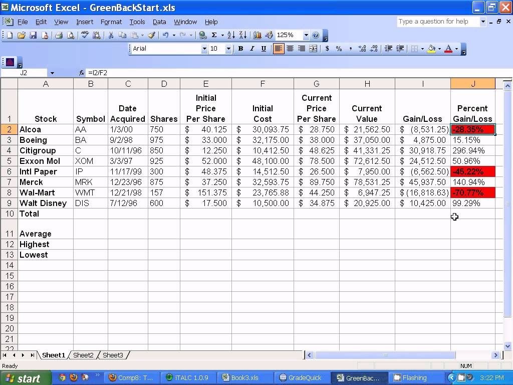 How To Set Up An Excel Spreadsheet For Inventory | Papillon Northwan And How To Set Up An Excel Spreadsheet