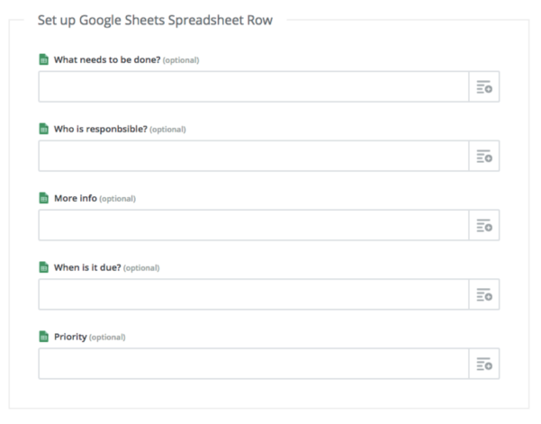 How To Update A Google Sheet Spreadsheet When Moving Cards | Pipefy With Google Spreadsheet If