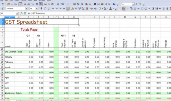 Impressive Simple Accounting Templates Tags : Simple Accounting To With Account Spreadsheet Templates