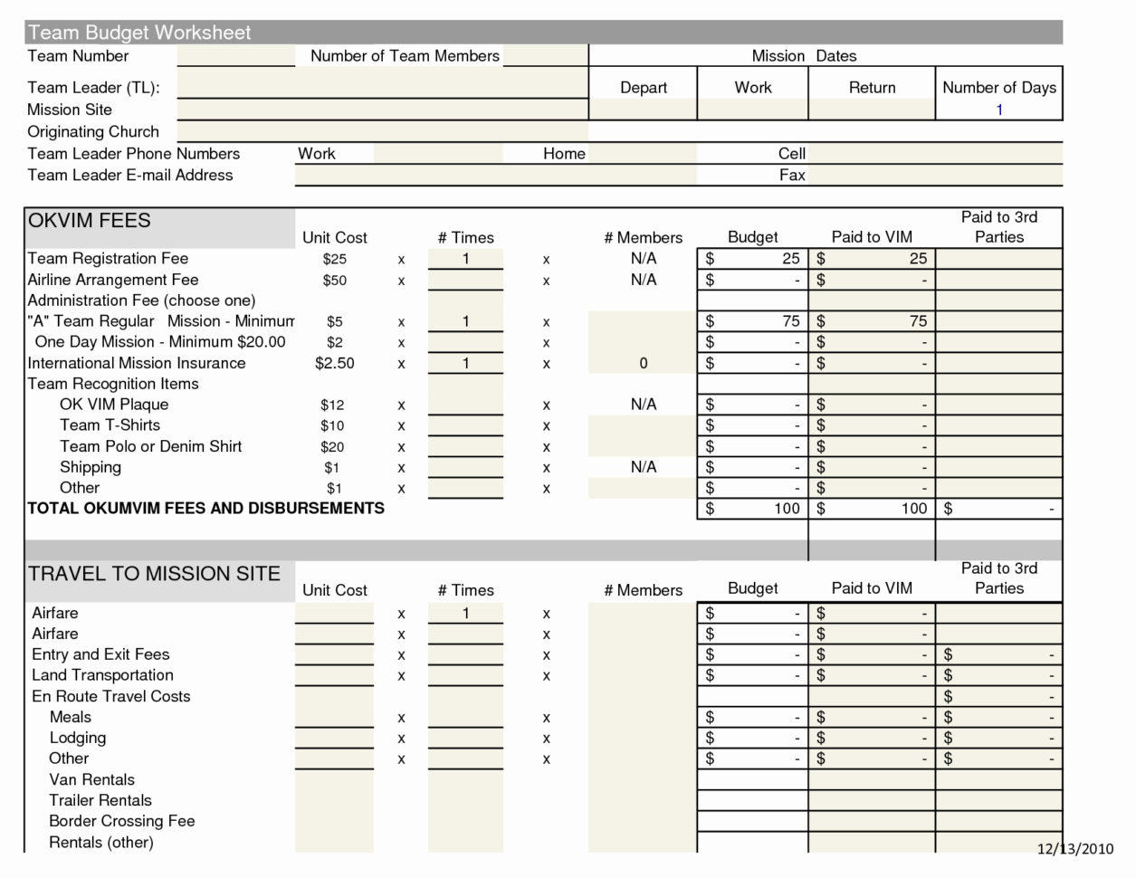 Income And Expense Statement Excel Inspirational Church Expenses To Income And Expense Statement Template