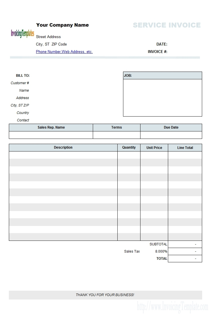 Independent Contractor Invoice Template Excel | Invoice Example Inside Contractor Bookkeeping Spreadsheet