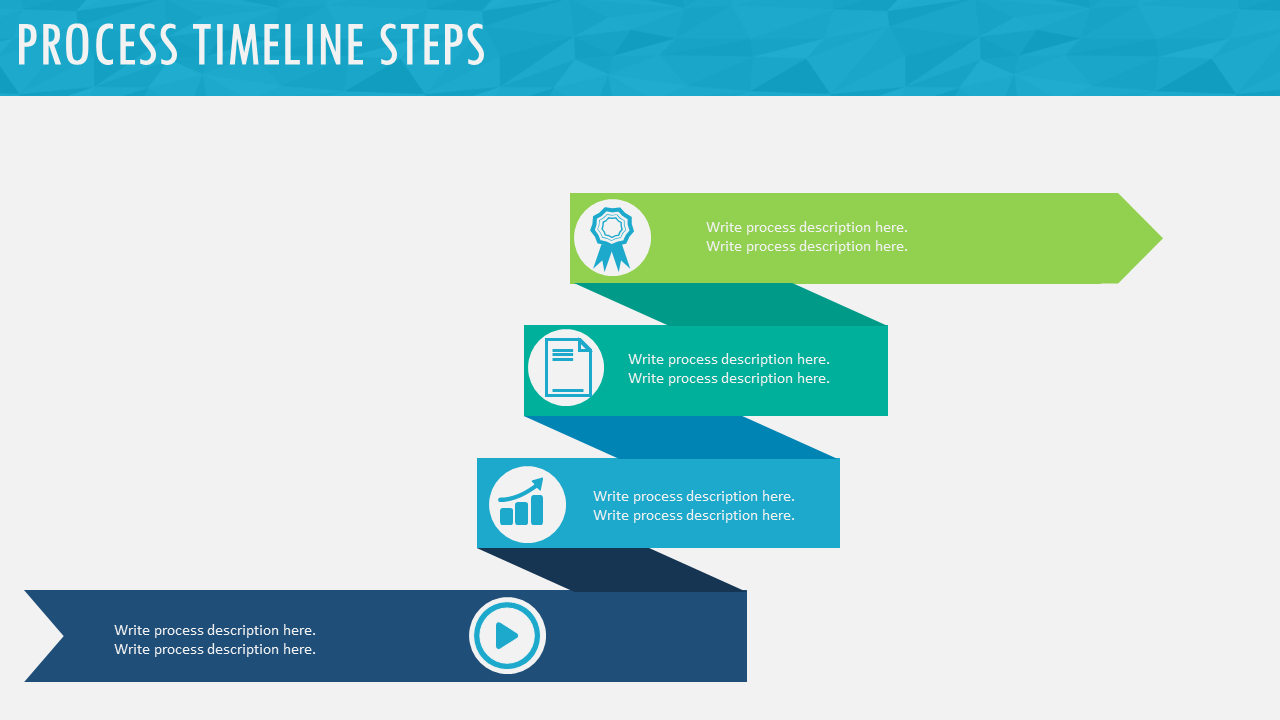 Infographics: Process & Time Line Project Management Templates With Project Management Steps Templates