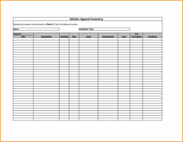 Inventory Spreadsheet Template Excel Product Tracking Lovely Food In Inventory Tracking Spreadsheet Template Free