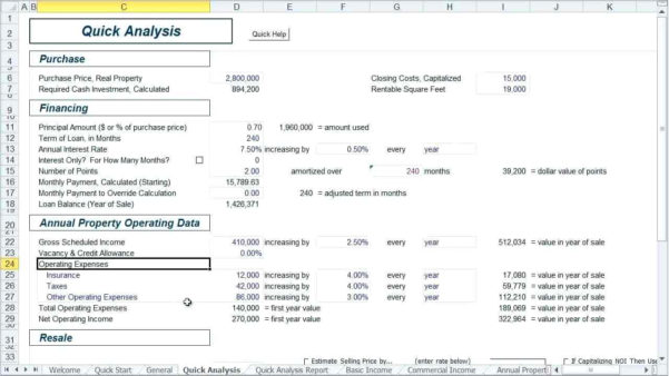 Investment Property Spreadsheet Templatetion Real Estate Excel And Real Estate Spreadsheet Templates