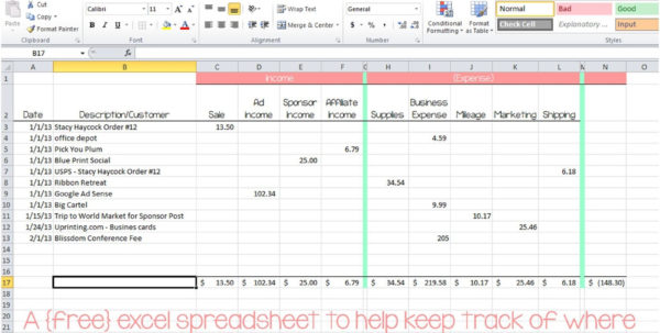 Keeping Track Of Bills Spreadsheet On Excel Spreadsheet Templates Inside Excel Spreadsheet Template For Bills
