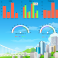 Kpi Dashboard, Business Intelligence   Finance Dashboard With Free Excel Dashboard Widgets