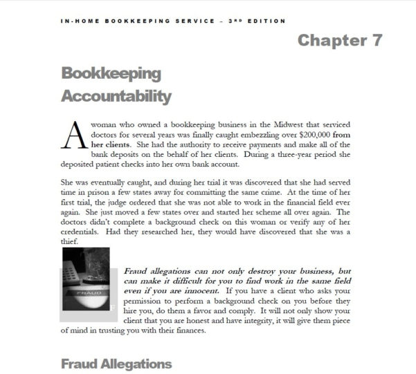 Letter Of Engagement Template For Bookkeeper   Costumepartyrun In Bookkeeping Engagement Letter Example