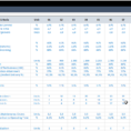 Manufacturing Kpi Dashboard | Ready To Use Excel Template Throughout Kpi Dashboard Template Excel