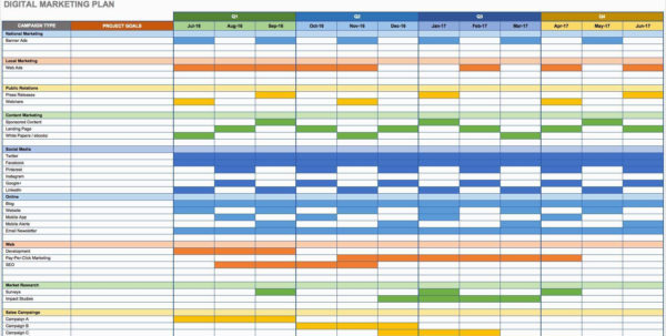 Masterplan Vorlage Excel Einzigartig Marketing Calendar Template Inside Marketing Campaign Calendar Template Excel