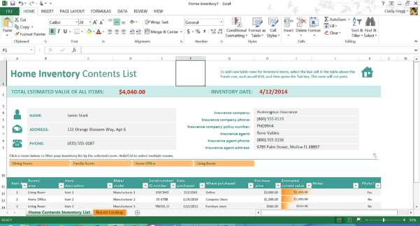 Microsoft's Best Templates For Home Or Personal Life And Microsoft Spreadsheet Template