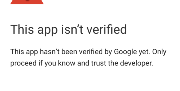 My Google Apps Script App Isn't Verified: Understanding Why And How For Google Spreadsheet If Google Spreadsheet If Excel Spreadsheet Templates
