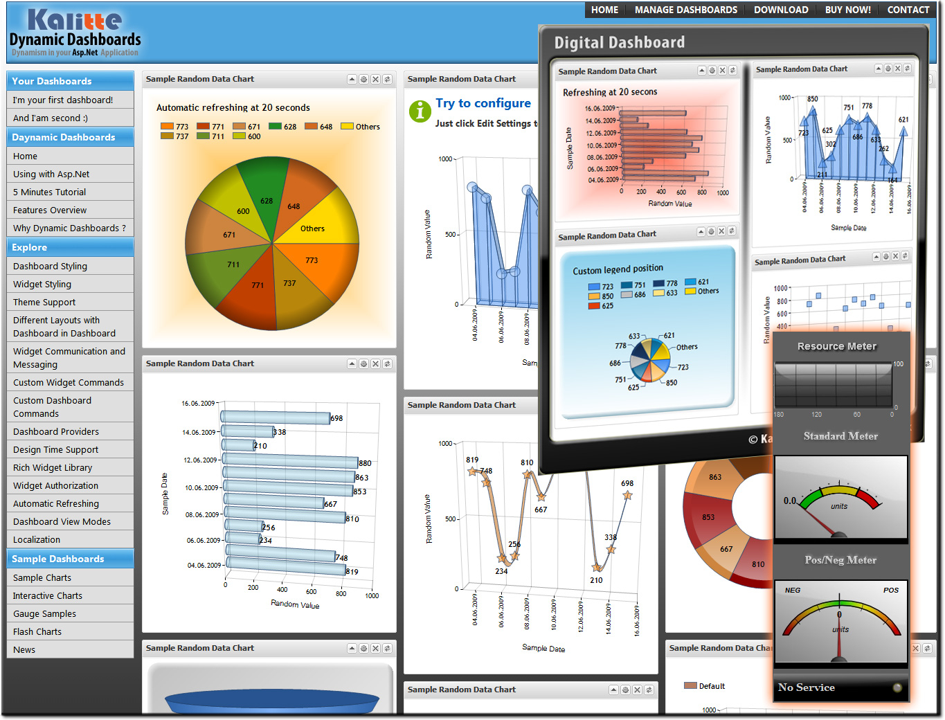 Net Dashboard & Widget Toolkit For Asp   Visual Studio Marketplace In Free Excel Dashboard Widgets