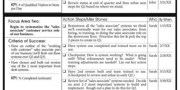 One Page Bookkeeping Business Plan Examplealong Withone Page Intended For Bookkeeping Business Plan Example