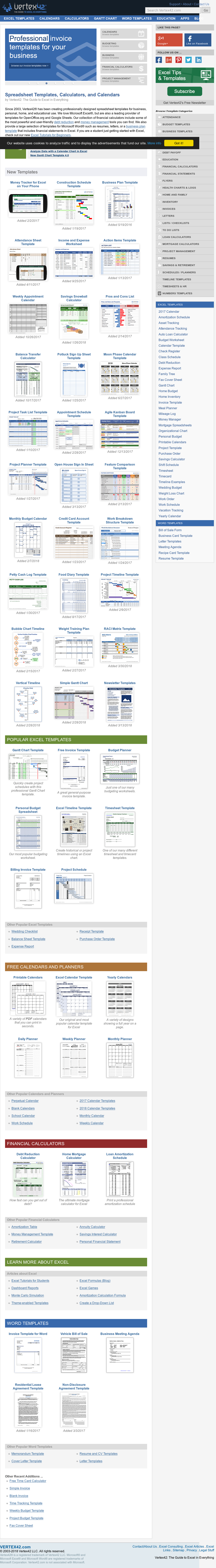 Owler Reports   Vertex42 Blog Gantt Charts Made Easy   New Version 4.0 With Gantt Chart Template Pro Vertex42 Download